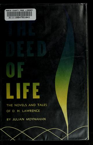 Download The deed of life