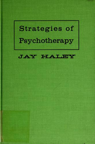 Download Strategies of psychotherapy