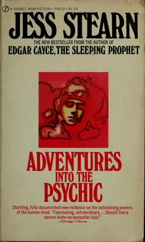 Download Adventures into the psychic.