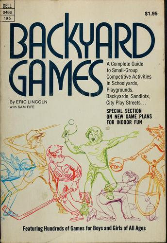 Download Backyard games