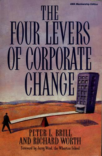 Download The four levers of corporate change