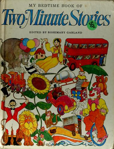 My bedtime book of two-minute stories