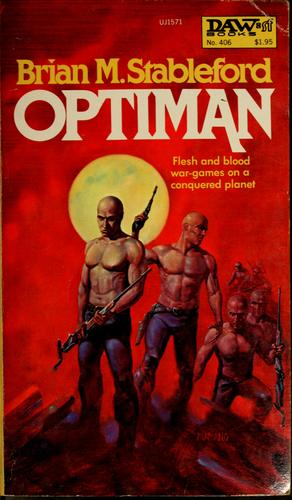 Optiman by Brian M. Stableford