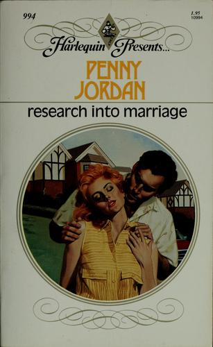 Download Research into Marriage.