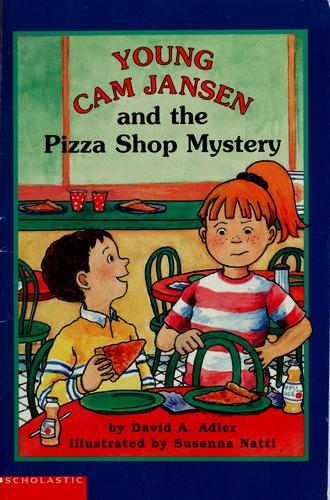 Download Young Cam Jansen and the pizza shop mystery