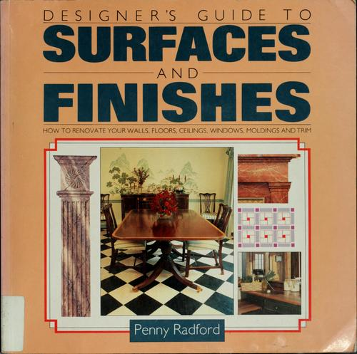 Download Designer's Guide to Surfaces and Finishes