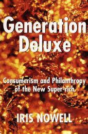 Cover of: Generation Deluxe | Iris Nowell