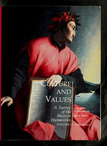 Culture and values by Lawrence Cunningham