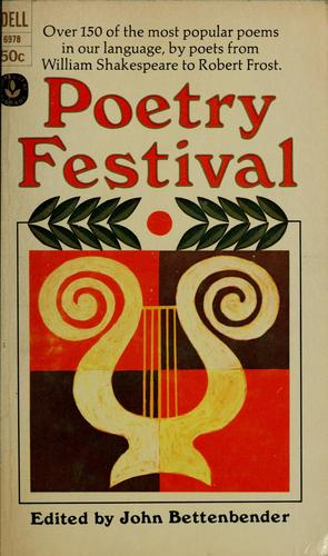 Poetry festival by John Bettenbender