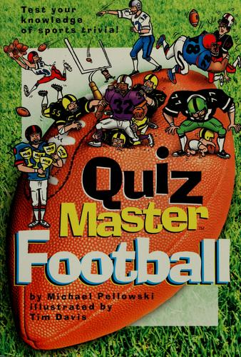 Quiz master football by Michael Pellowski